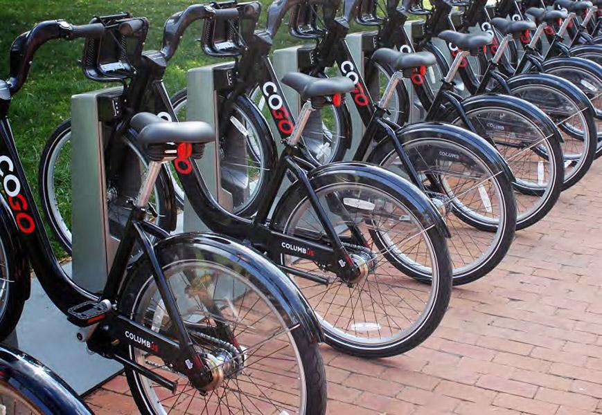 CoGo Bikes
