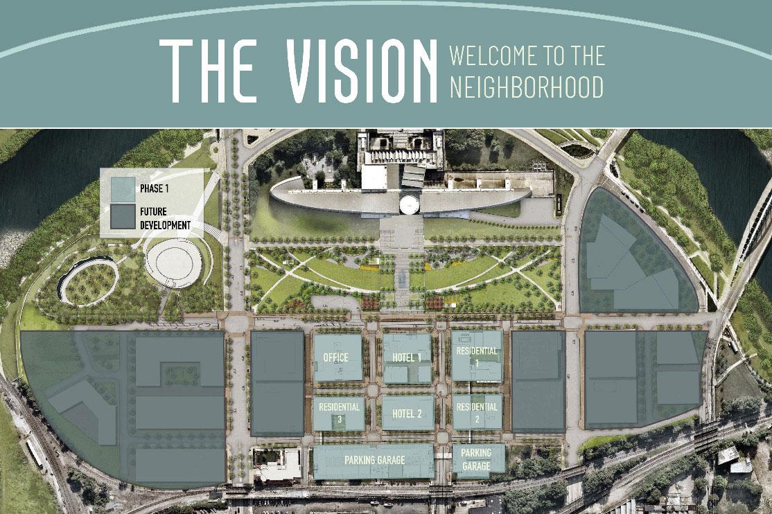Peninsula Site Plan